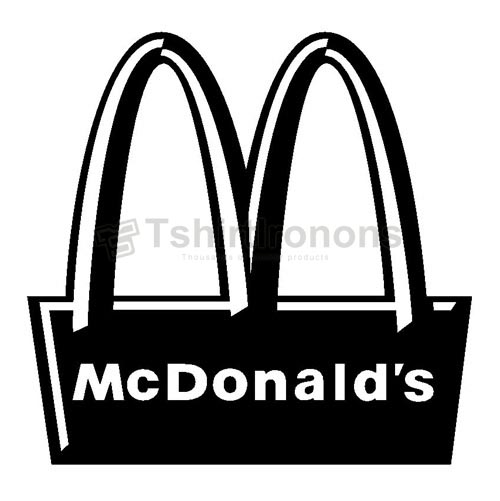 Mcdonalds T-shirts Iron On Transfers N7368